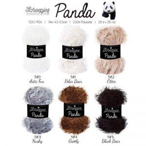 Panda - Scheepjes
