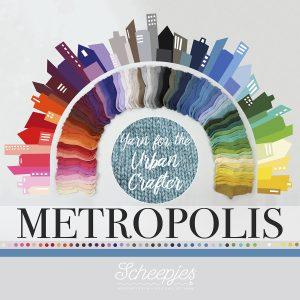 Metropolis - Scheepjes