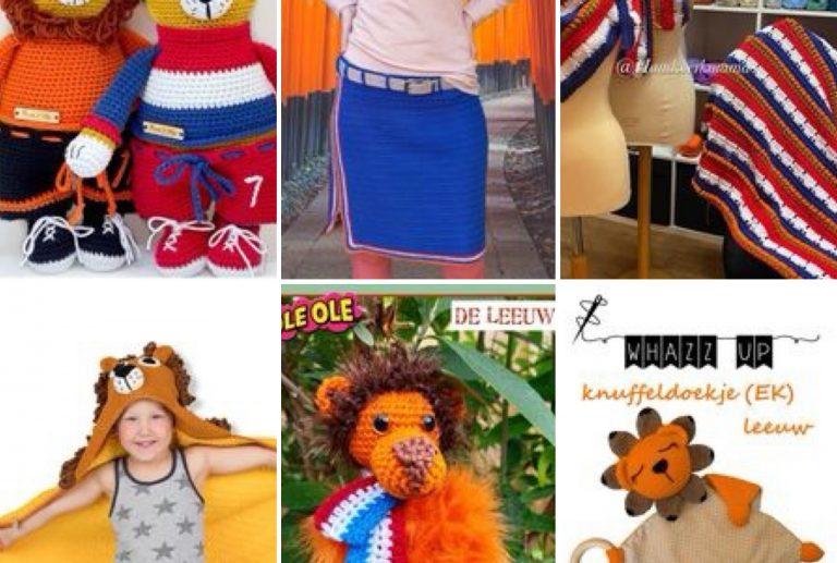 Inspiratie blog: Oranje boven!!!